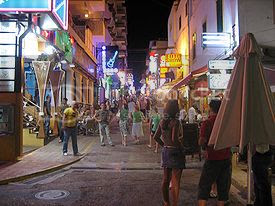 Best Party Beaches in Europe