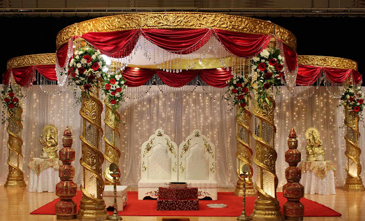 Wedding Mandap Designs and Ideas - WedAmor