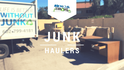 Junk Hauling Services Makes Life Easier – Here's How