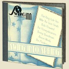 SwingInn Radio Swing into Spring / Swingology