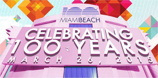 Miami Beach's 100th anniversary with Charlie Cinnamon and Seth Bramson