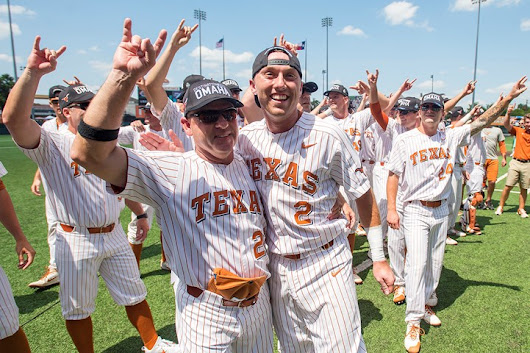 Baseball secures 36th NCAA College World Series appearance with 5-2 win - University of Texas
