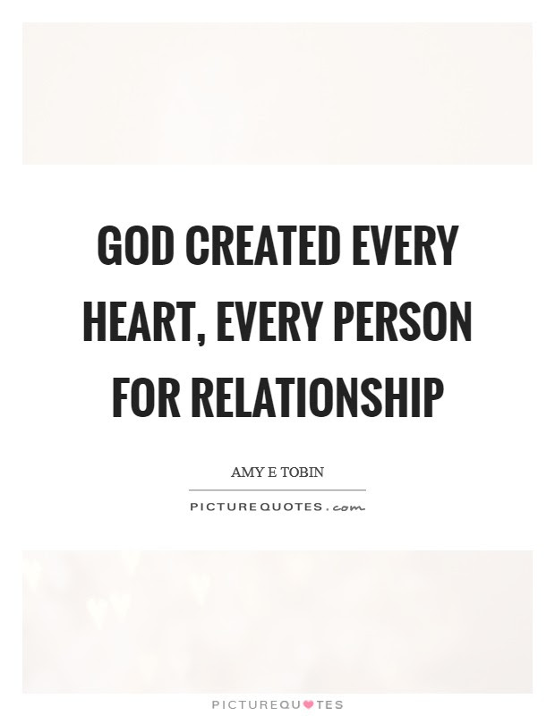 Relationship And God Quotes Sayings Relationship And God Picture