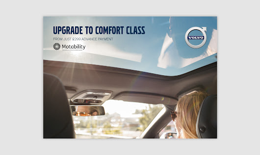 Chemical Code « Volvo Motability literature – Chemical Code : Graphic Design Agency, Creative Company, Warwickshire Staffordshire, Oxfordshire, Leicestershire, West Midlands