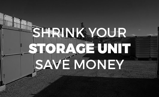 Storage Lockers Can Shrink | Blog | Stop and Store Penticton