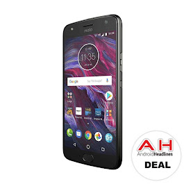 Deal: Unlocked Moto X4 Android Smartphone for $299 – 2/19/18