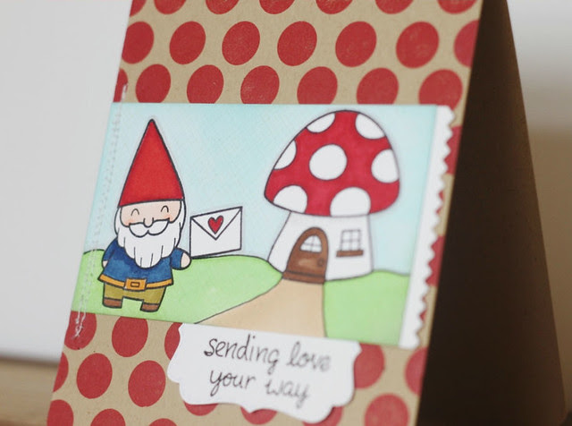 love notes from my gnomie...