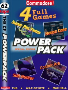 Commodore Format Pack