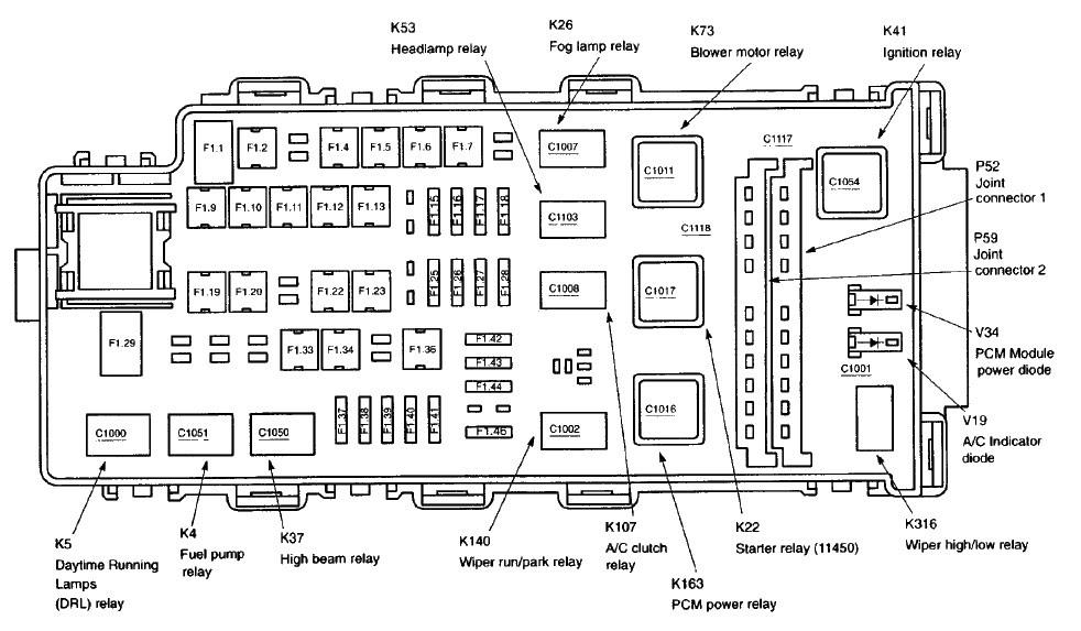 images?q=tbn:ANd9GcQh_l3eQ5xwiPy07kGEXjmjgmBKBRB7H2mRxCGhv1tFWg5c_mWT 2002 Ford Explorer Sport Fuse Box Diagram
