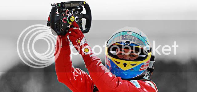 Fernando Alonso Silverstone 2011