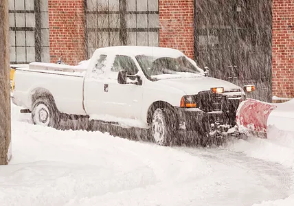 Snow Plowing and Removal | Howell Brothers Lawn & Landscaping