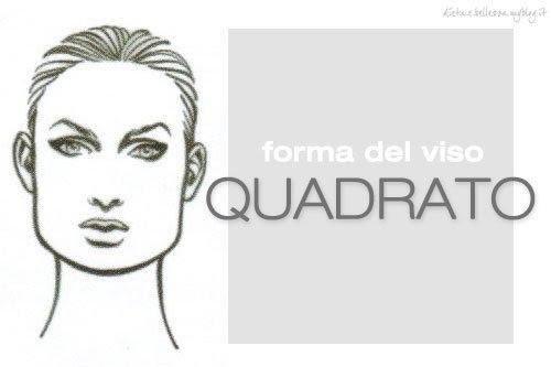 tagli capelli corti per viso quadrato - 50 tagli di capelli in base alla forma del viso
