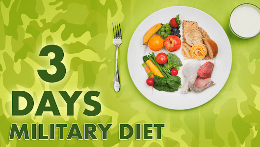 Military Diet - Does The 3 Day Military Diet Work?