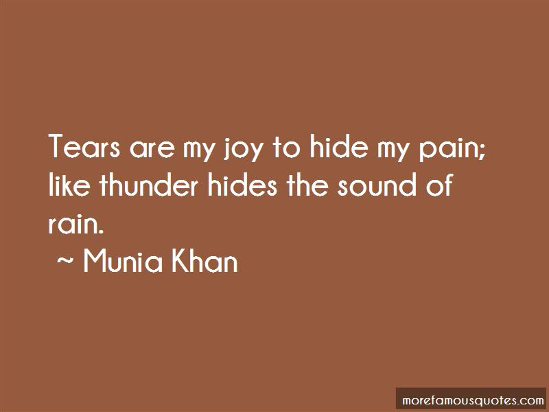 Sound Of Rain And Thunder Quotes Top 10 Quotes About Sound Of Rain