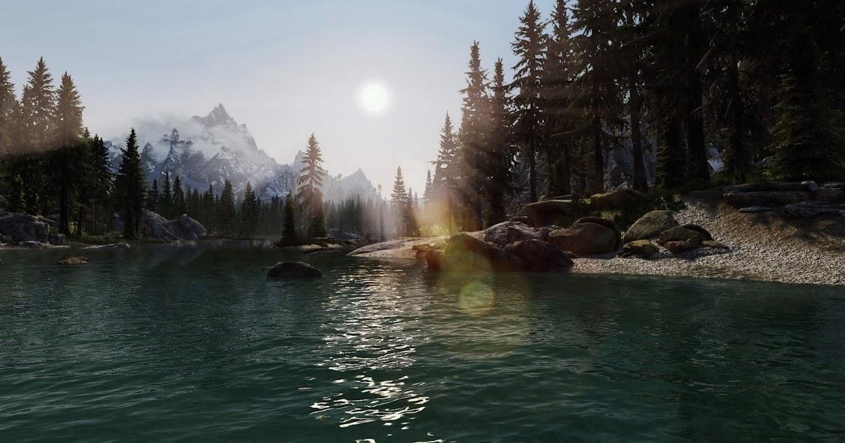 Best Skyrim Graphics Mods Xbox One 2021 | Headset 2021