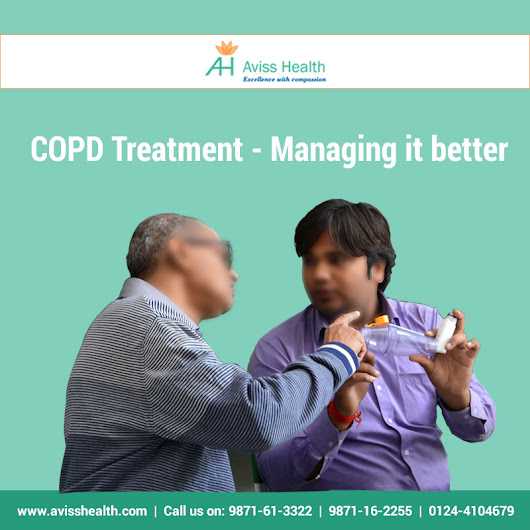 COPD Treatment: Manage It Well In 6 Ways | Aviss Health
