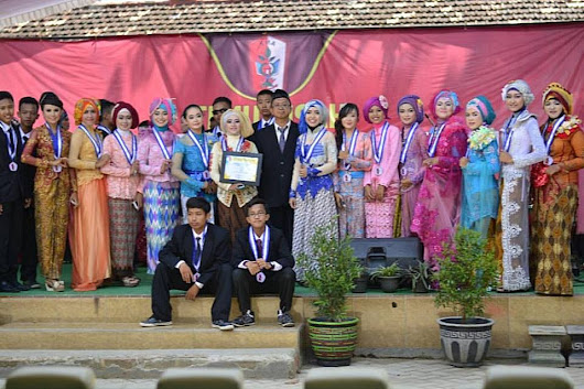 The Big Family of SMAN 1 SINGGAHAN XXIV ,2016