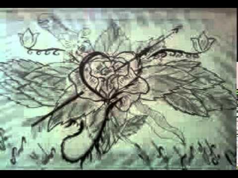 Dibujos A Lapiz De Corazones Chidos Iwate Kokyo