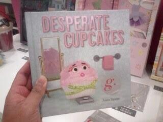 Desperate Cupcakes Book At Macy*s