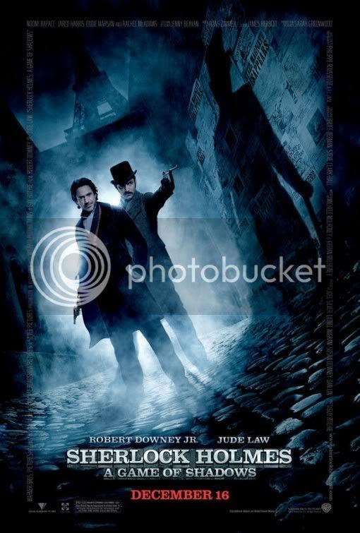 Sherlock Holmes 2 Game of Shadows