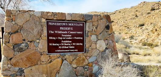 Pioneertown Mountains Preserve - Indian Loop Trail Hike - Marine Corps Nomads