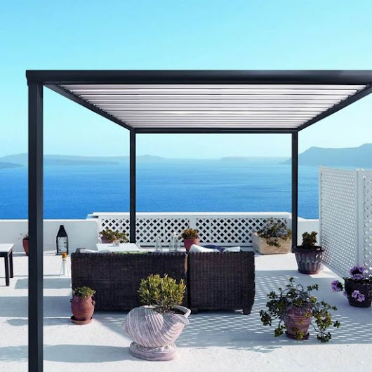 Pergola bioclimatique Pergol'Air Easy