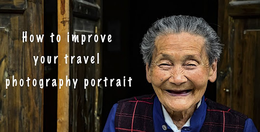 How to shoot portraits while traveling |