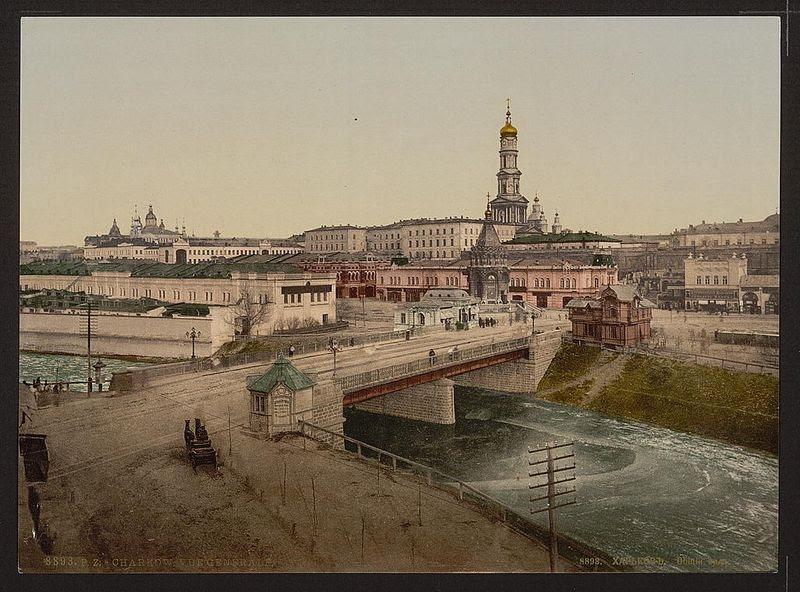 19thcentury001 223 Russian Cities In the XIX Century