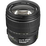 Canon 15-85mm f/3.5-5.6 EF-S IS USM Lens