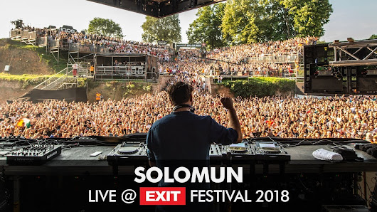 Solomun - Live @ Exit Festival 2018 | Live Dj Set Video