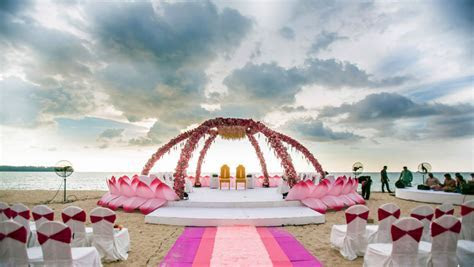 10 Best Places for Destination Weddings in India 2017 List