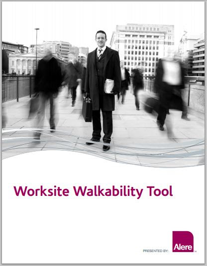 Worksite Walkability Tool
