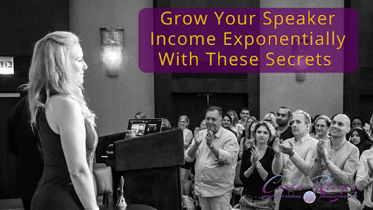 Do You Want To Grow Your Speaking Income