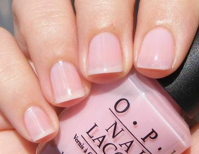 Nail Juice: OPI It\'s A Girl! UPDATED