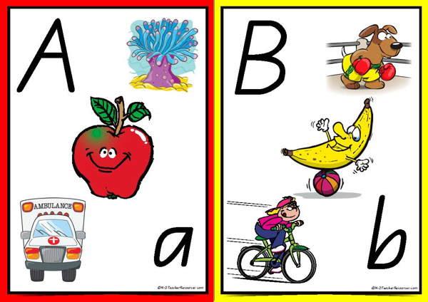 Alphabet Resources Archives - K-3 Teacher Resources