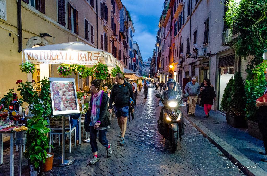 Rome Night Life