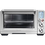 Breville - the Smart Oven Air Convection Toaster/Pizza Oven - Stainless Steel