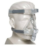 Philips Respironics Amara Full Face CPAP Mask with Headgear