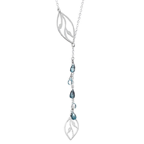 Eternity Necklace - Garden of Silver