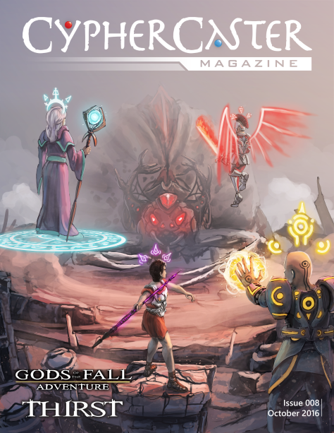 CypherCaster Magazine Issue 008
