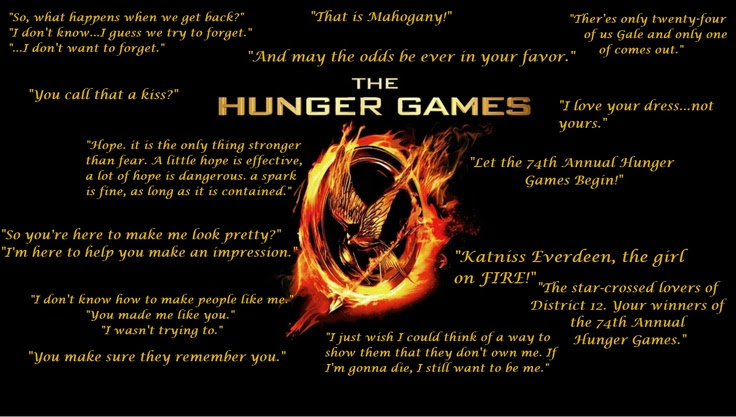Trueonlykate And Shadow Omega Images Hunger Game Quotes Wallpaper