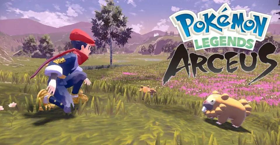 Pokemon Legends: Arceus – Not Open World, According To Devs