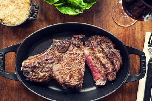 Around the World in 30 Steaks: The Best From Las Vegas to Tokyo