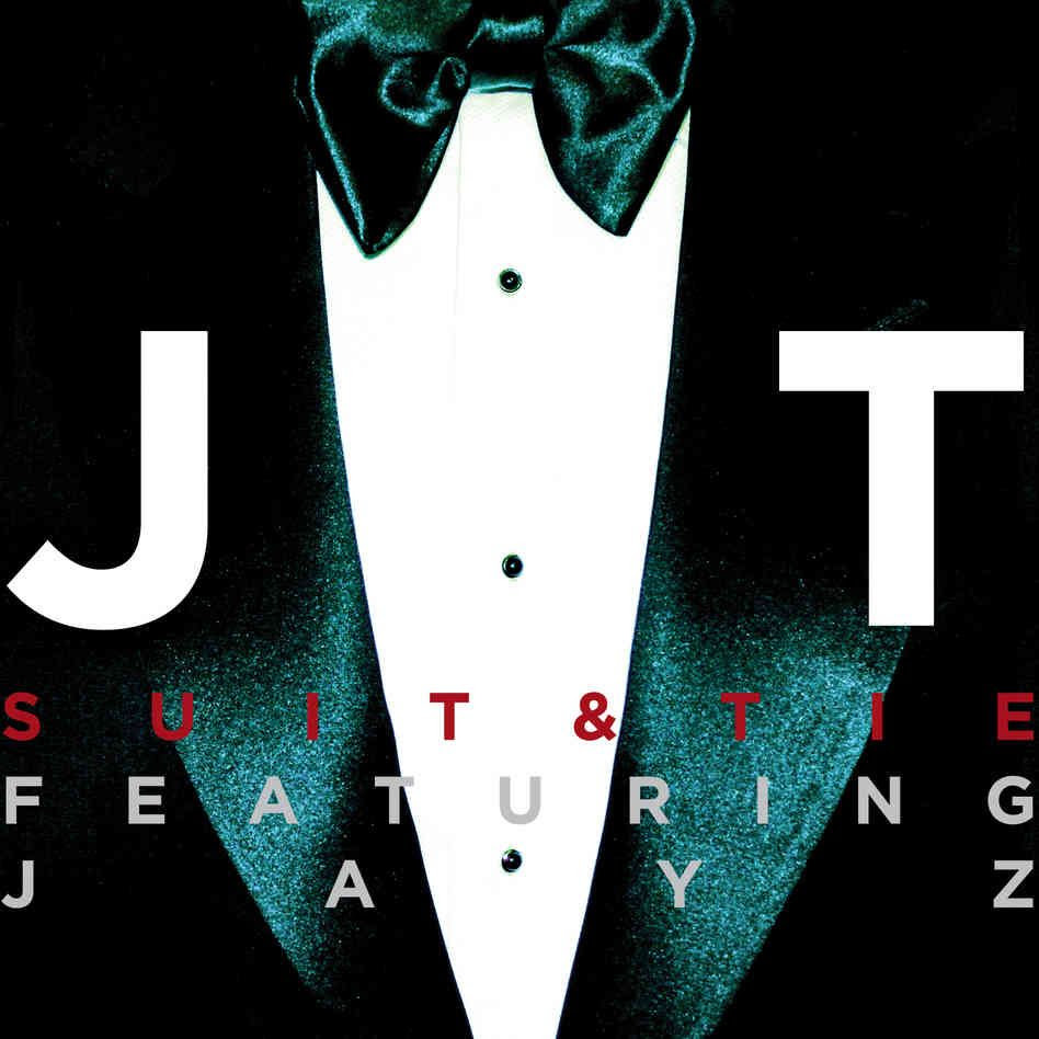 Suit & Tie (Single Cover), Justin Timberlake