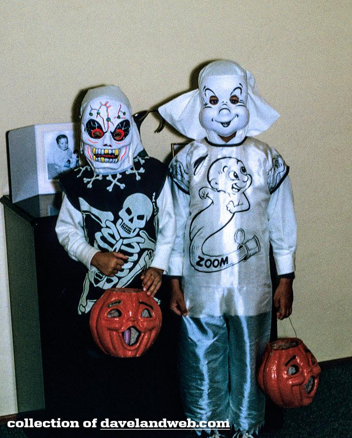 Davelandblog Halloween Memories