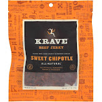 Krave Beef Jerky Sweet Chipotle - 2.7 oz.