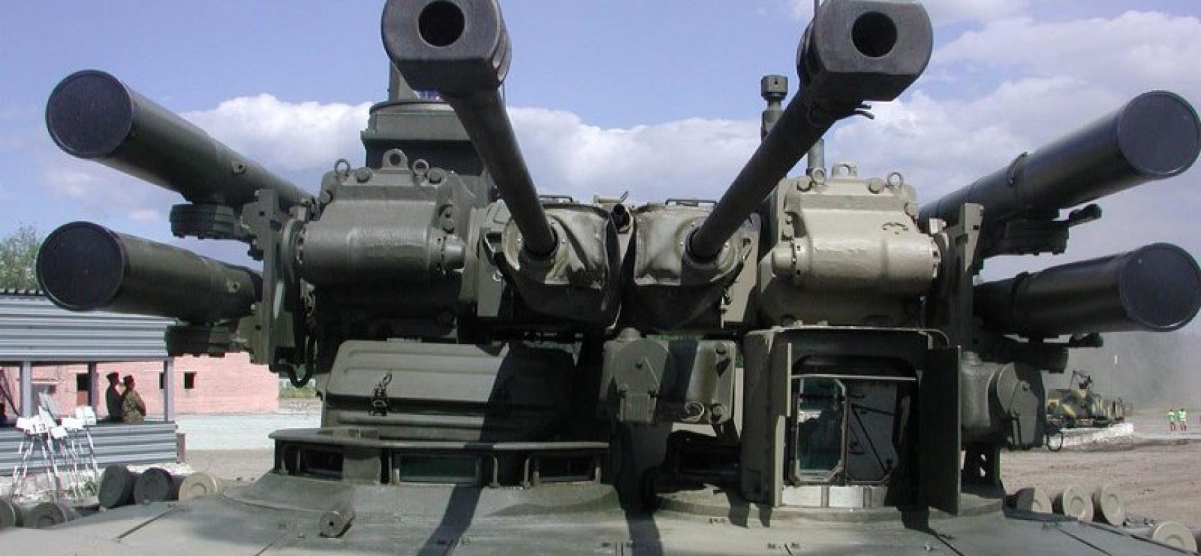 Après l'attentat contre son ambassade à Damas, les Russes testent «Terminator» en Syrie