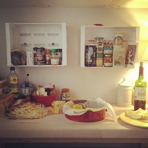Cooking time! by la casa a pois