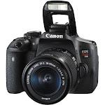 """Canon EOS Rebel T6i/T7i DSLR EF-S 18-55mm f/3.5-5.6 IS STM Lens"""
