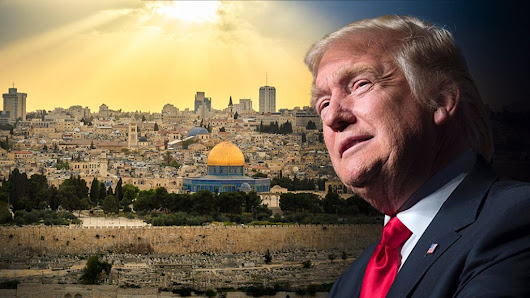 """Declaration Of War"": Trump Jerusalem Decision Sparks Outrage, Warning Of ""A Fire With No End In Sight"""